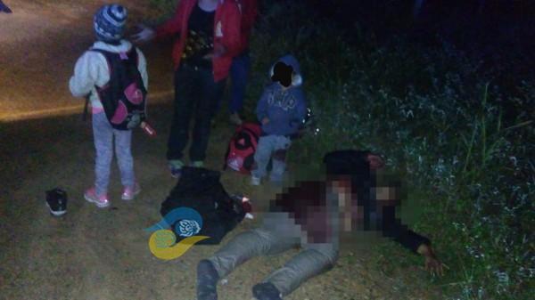 Ataque contra indocumentados en Veracruz deja una muerta y 4 heridos