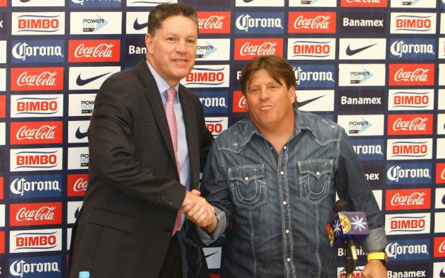 """""""Ningún director deportivo gana partidos"""": Miguel Herrera - Foto de Mexsport"""