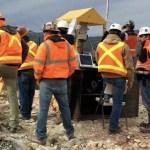 Secretaría de Economía espera análisis de accidente en mina de Sonora - Foto de @LARSAVISIONTV