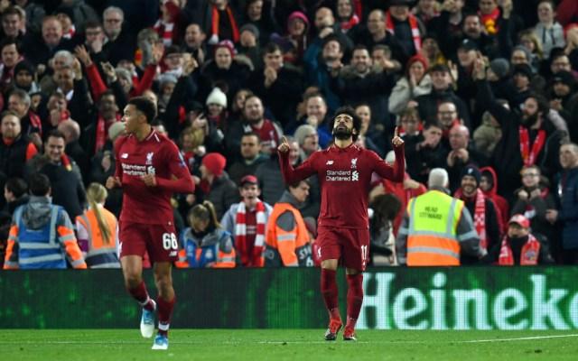 PSG, Liverpool y Tottenham a octavos de Champions League - Foto de AFP