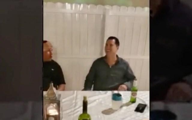 #Video Muere hombre por bala perdida durante fiesta en Miami - Muere hombre en fiesta en miami por bala perdida