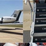 Messi compra avión privado de 15 mdd