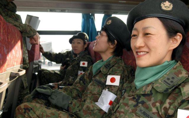 Japón permitirá mujeres en sus submarinos - japón permitirá mujeres en sus submarinos