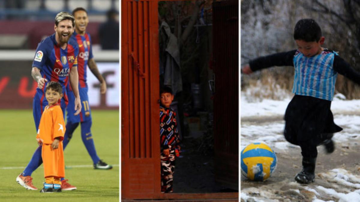 Amenazan con secuestrar y asesinar a niño que conoció a Messi