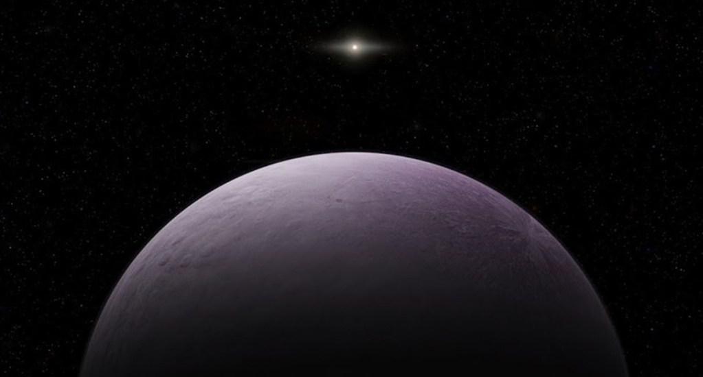 Encuentran el objeto más lejano conocido del Sistema Solar - Foto de NASA