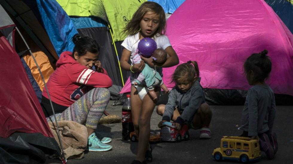 Aprueba Comisión de Senado garantizar derechos de niños migrantes - Foto de AFP