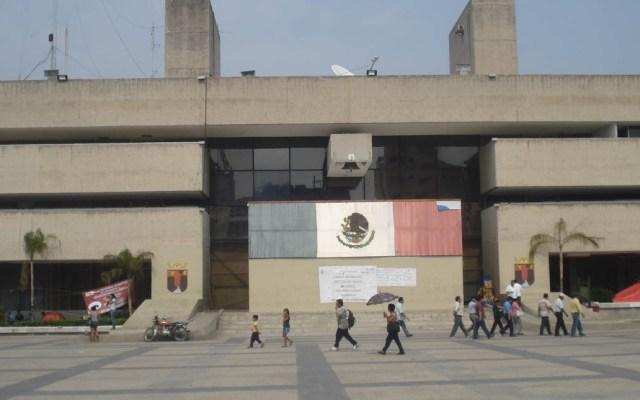 Chiapas paga aguinaldo y prestaciones de fin de año a trabajadores - Foto de Internet