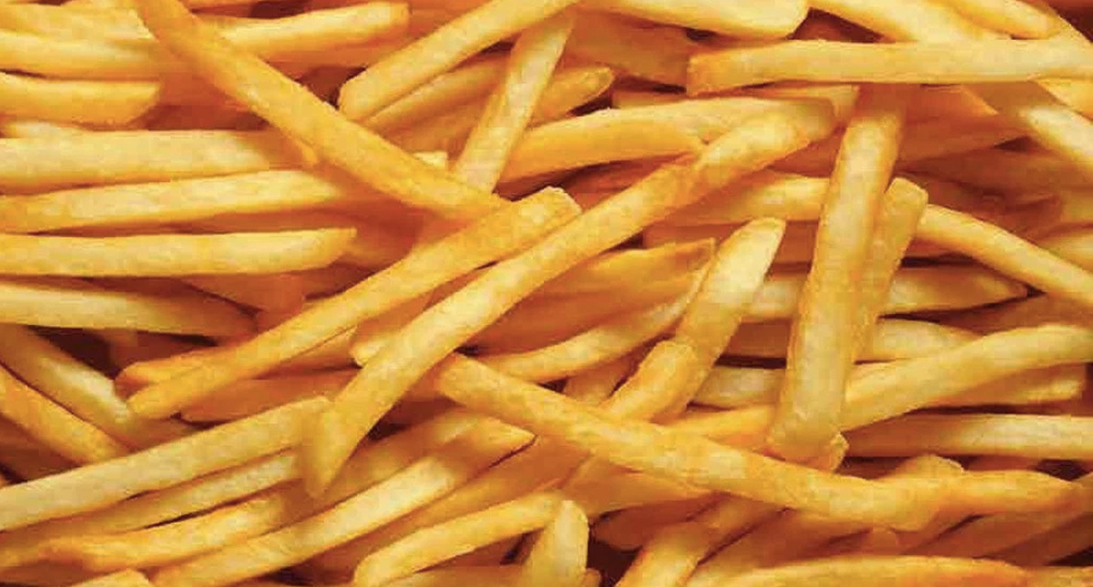 Estudio revela cuántas papas fritas se deben comer en una porción saludable