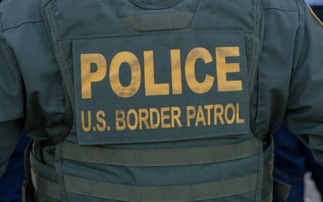 Migrante denuncia tocamientos por parte de agente fronterizo en EE.UU. - Foto de CBP