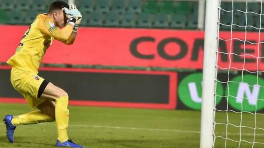 ¿El peor gol en contra de la historia?