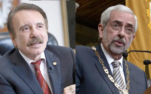 Graue y Rodríguez Casas anuncian que se bajarán el sueldo - sueldo