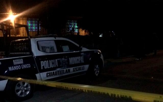 Hallan cuatro cuerpos descuartizados en Cuautitlán Izcalli - Foto Especial