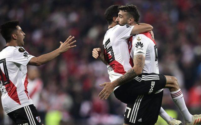 River Plate campeón de la Copa Libertadores - Foto de @Libertadores