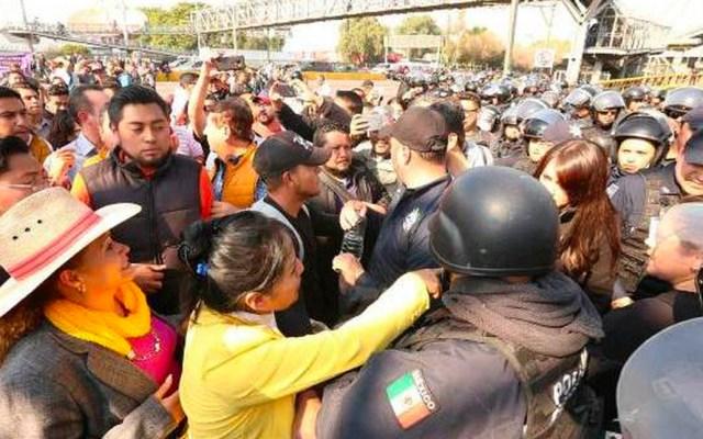 Suspenden para este domingo dictamen del presupuesto por protestas campesinas - Foto de Milenio