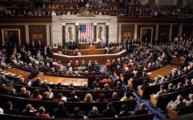 Senado de EE.UU. votará hoy presupuesto con fondos para el muro - senado votará por presupuesto con fondos para el muro