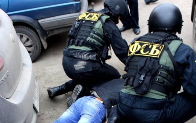 Detienen a presunto espía de EE.UU. en Moscú - Servicio Federal de Seguridad de Rusia. Foto de Internet