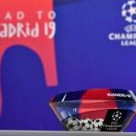 Definidos los octavos de final de la Champions League - Foto de @ChampionsLeague