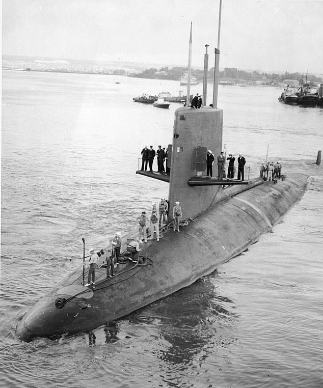 Desapareció de manera misteriosa en 1968 con 99 tripulantes a bordo, cerca del archipiélago portugués Azores. Foto de Getty Images