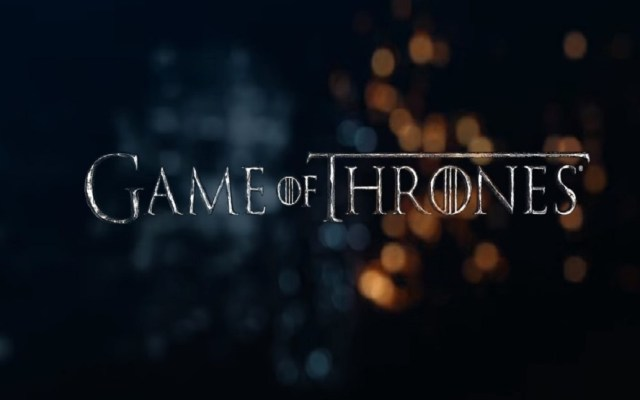 #Video Teaser de la temporada 8 de Game of Thrones - Teaser Game of Thrones. Captura de pantalla