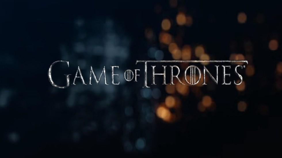 #Video Teaser de la temporada 8 de Game of Thrones - Teaser Game of Thrones. Captura de pantalla