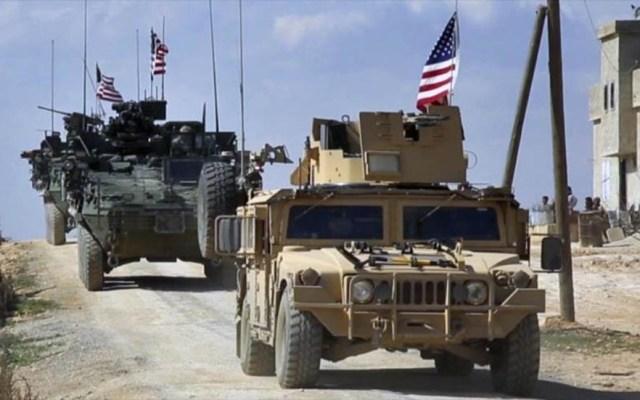 Rusia acusa a EE.UU. de contrabandear petróleo de Siria - Tropas de EE.UU. en Siria. Foto de Internet