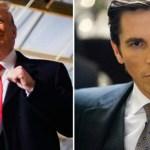 Donald Trump pensó que yo era Bruce Wayne: Christian Bale
