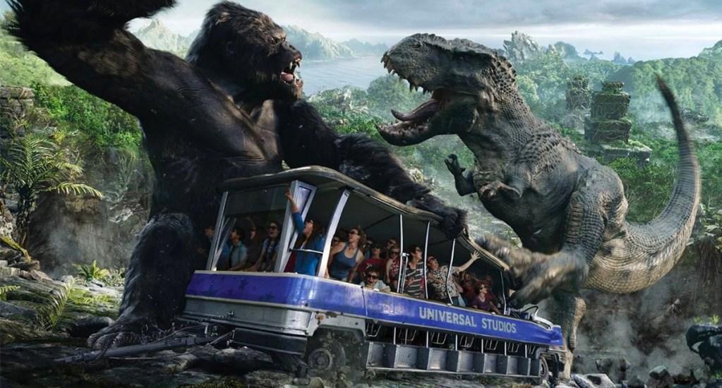 Demandan al parque Universal por no tener advertencias en español - Foto de Internet