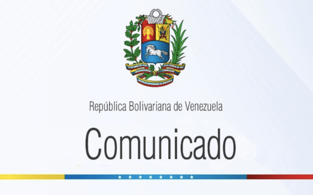 Venezuela envía condolencias por muerte de Martha Erika Alonso