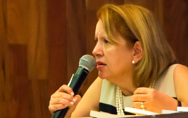 Loretta Ortiz Ahlf renuncia a Morena