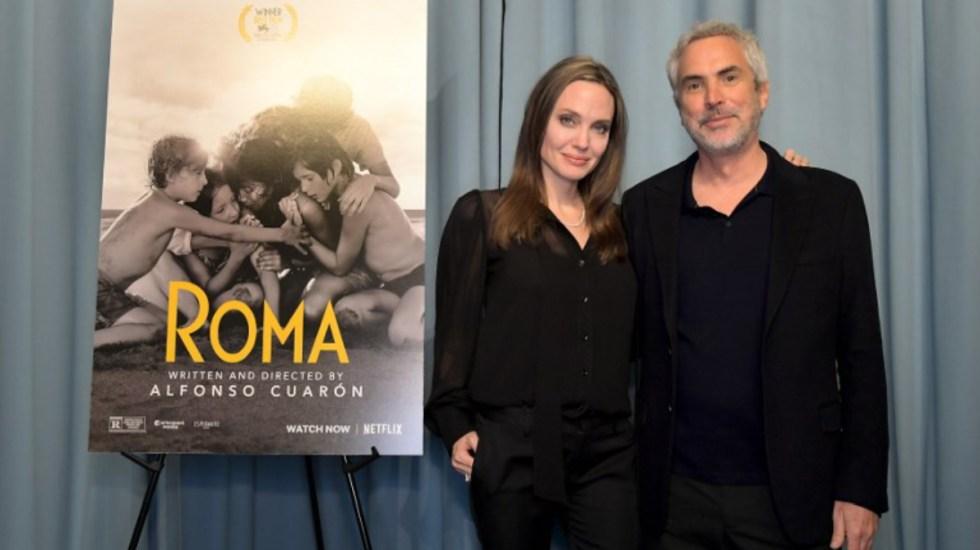 Estaba perdiendo mi esencia en Hollywood: Cuarón - Alfonso Cuar{on Hollywood