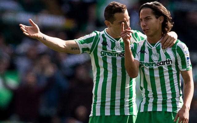 Convocan a Guardado y Lainez para la Copa del Rey - lainez guardado convocatoria betis