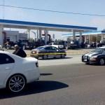 Rediseñan patrullaje en Aguascalientes ante desabasto de gasolina - Foto de @TereJimenezE