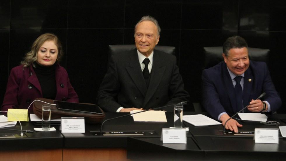 Pacto de impunidad se tiene que acabar en México: Gertz Manero - Foto de Notimex