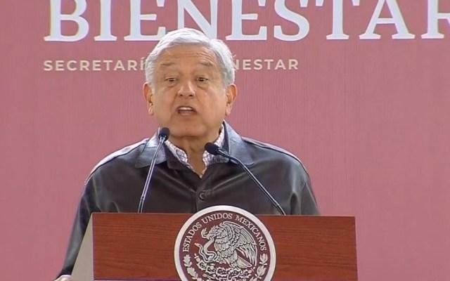 López Obrador presenta programa Pensión para Adultos Mayores - Captura de pantalla