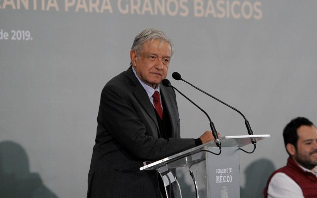 Nos dejaron un cochinero de país: López Obrador - Foto de Notimex