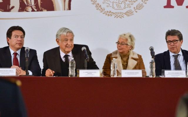 Confía López Obrador en consensos y acuerdos de legisladores - Foto de LopezObrador.org.mx