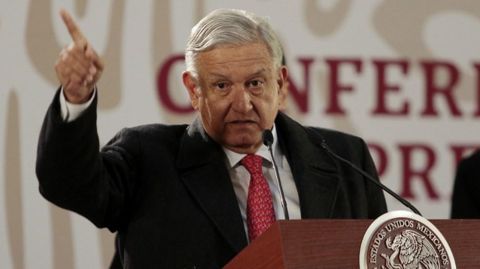 No les hagan el juego a ladrones de combustible: López Obrador - amlo pide no seguir el juuego a los ladrones de combustible