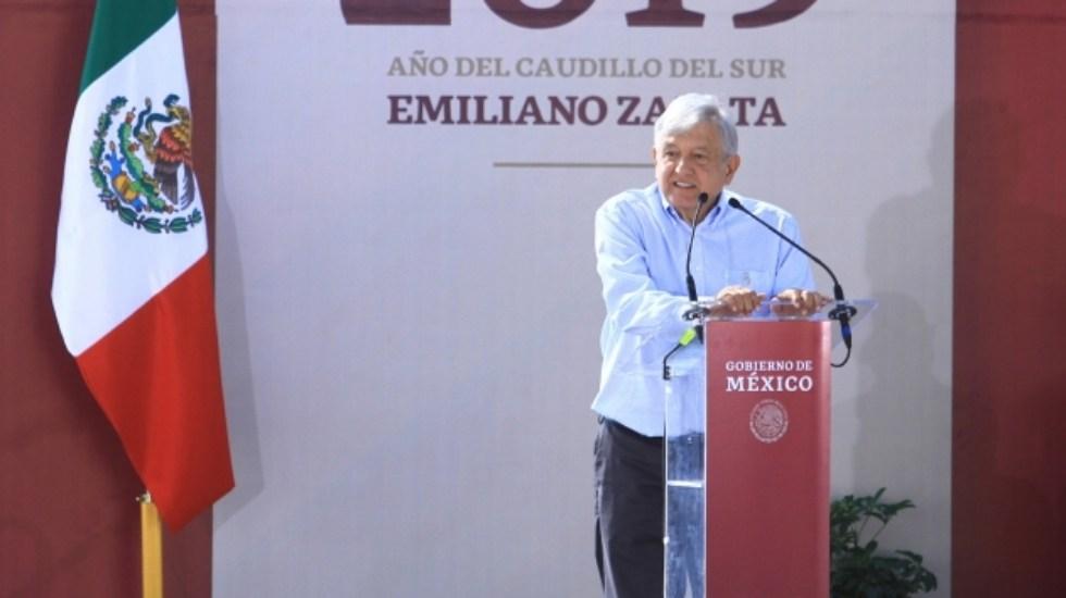 Tercer día que sabotean ducto Tuxpan-Azcapotzalco: López Obrador - Foto de Notimex