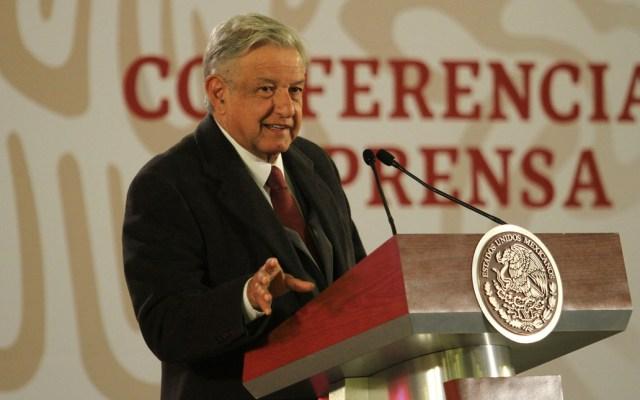 Mexicanos irán a la iglesia con más gusto: López Obrador - Foto de Notimex