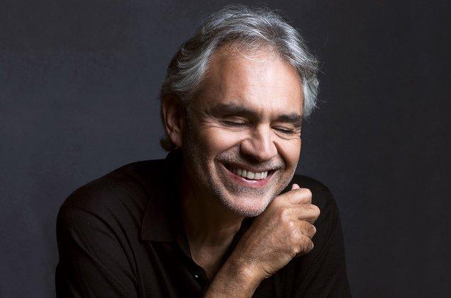 Los conciertos más memorables de Andrea Bocelli - Foto: Pinterest