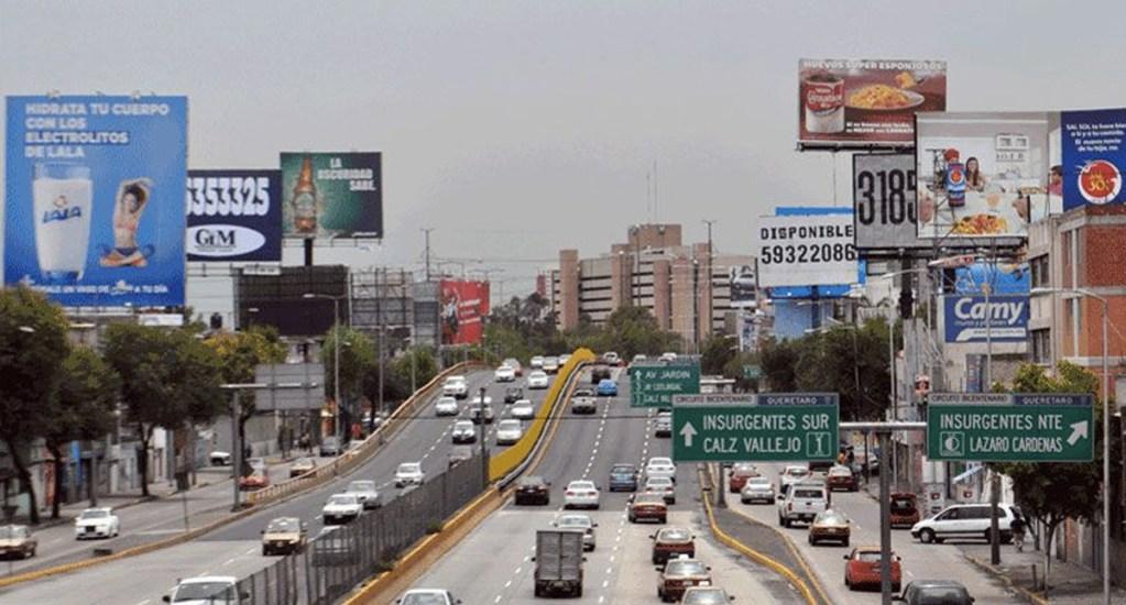 Piden modificación a Ley de Publicidad Exterior de la Ciudad de México - Foto de Portal Automotriz