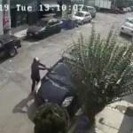 #Video Conductor huye a pesar de que lo encañonan en Naucalpan