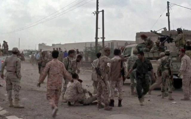 Ataque con dron deja seis muertos en Yemen - Foto de Nabil HASAN / AFPTV / AFP