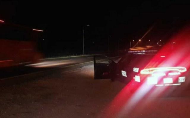 Agreden a policías federales en zona de robo de combustible en Puebla - atacan a policías federales