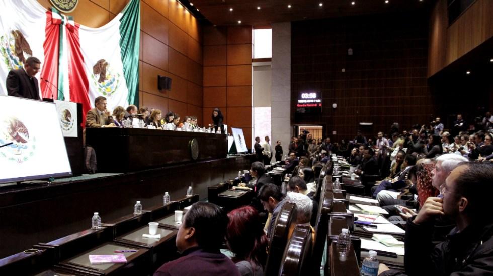 CNDH, ONU, UNAM y CIDE se manifiestan en contra de Guardia Nacional - Foto de Notimex