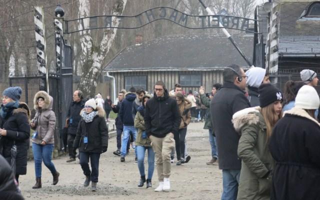 Museo de Auschwitz-Birkenau registra récord de visitantes en 2018 - Foto de @AuschwitzMuseum