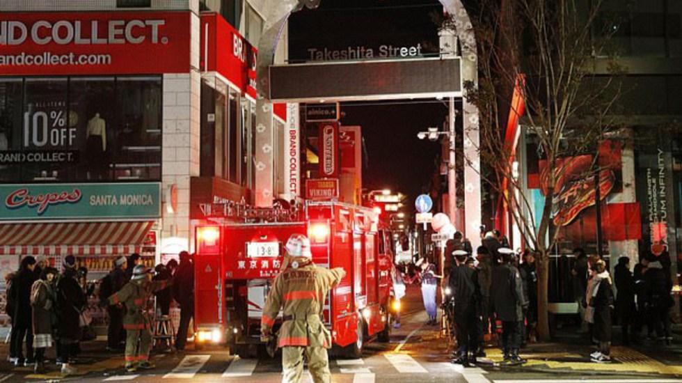 Hombre arrolla a multitud en Tokio y deja nueve heridos - hombre embiste a multitud en tokio