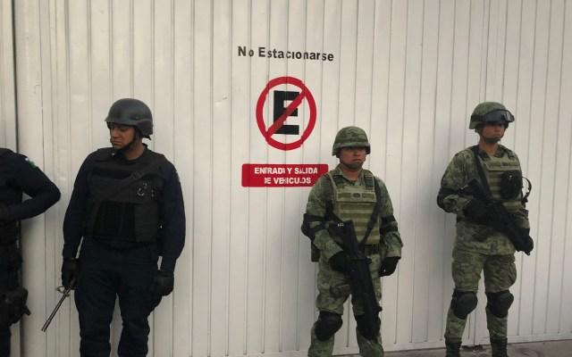 Robo de gas en Azcapotzalco era de dominio público: AMLO - Pemex detecta toma clandestina en un túnel en Azcapotzalco