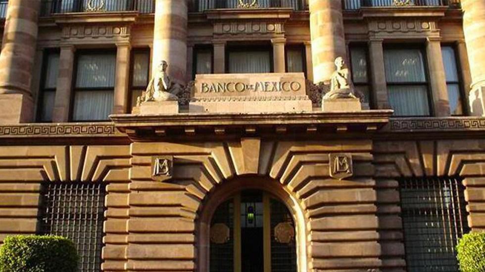 Recortan nuevamente especialistas de Banxico estimado de crecimiento para 2019 - reservas internacionales banxico