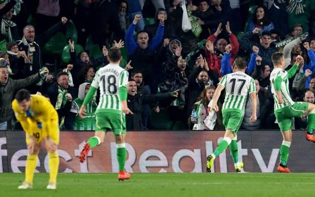 El Betis avanza a semifinales de la Copa del Rey - betis avanza a semifinales en la copa del rey